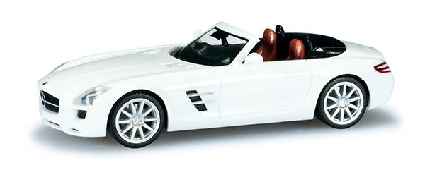 Herpa MB SLS AMG Roadster   024853