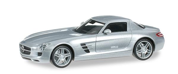 Herpa MB SLS AMG Roadster   034418-004
