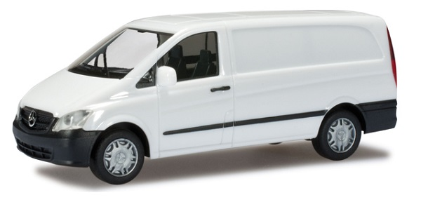 Herpa Mercedes-Benz Vito white , 048927-003