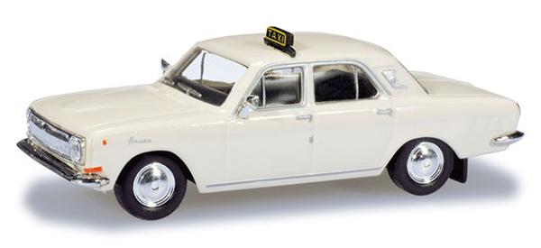 Herpa Wolga M 24 'Taxi' , 049627