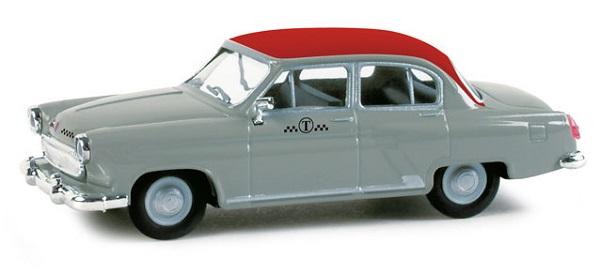 Herpa Volga M 21 'Taxi'  ,  049634