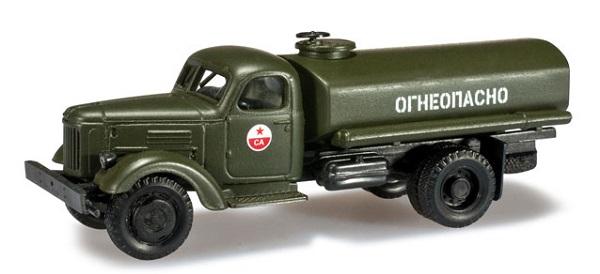 Herpa ZIL 164 SA fuel tank truck USSR , 744515
