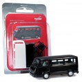 Herpa Mercedes-Benz 100 D bus  black ,  012317-003