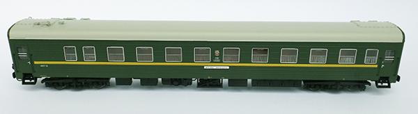 Heris Passenger car Nr 017 17719 TsMV Ammerndorf SZD Brest-Dresden , 1 pcs , 80125-01
