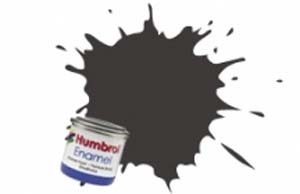 Humbrol Servise Brown Gloss Enamel  , 10