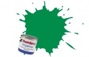 Humbrol Emerald Gloss Enamel  , 2