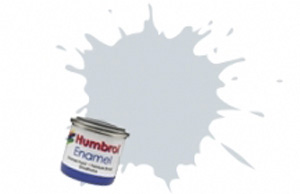 Humbrol Alumiinium Metalliline Email , Gunmetal Metalcote  , 27001