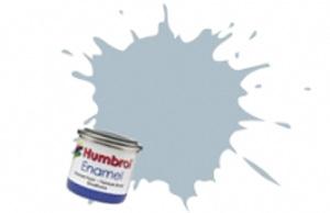 Humbrol Полированная Стальная Металлизированная Эмаль, Polished Steel Metalcote , 27003