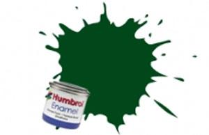 Humbrol Brunswick Green Gloss Enamel  , 3