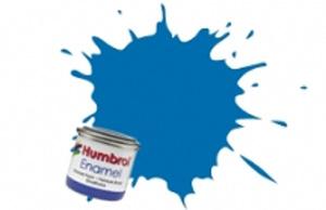 Humbrol Baltic Blue Metallic Enamel  ,  52