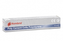 Humbrol Poly Cement Medium 12ml,  E4021