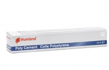 Humbrol Poly Cement Large 24 ml,  E4422