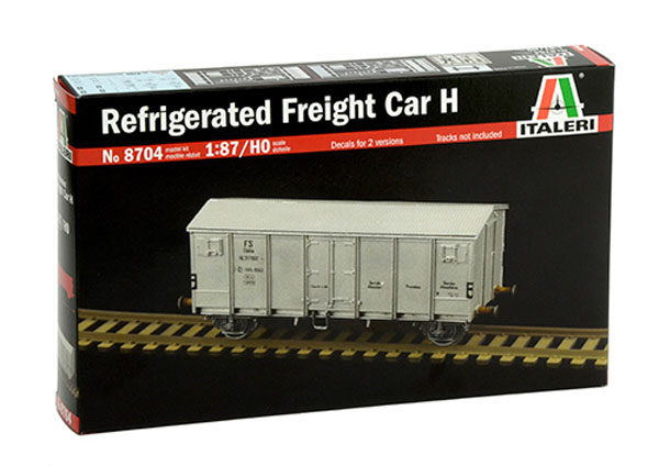 Italeri Refrigerated Freight Car H , 8704
