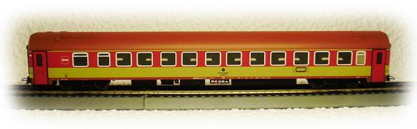 LS Models Passenger car WLABmee LG 48025