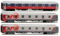 LS Models Passenger cars Set RZD  48029