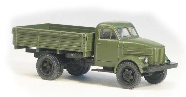 Miniaturmodelle GAZ-51 open side military , 033240