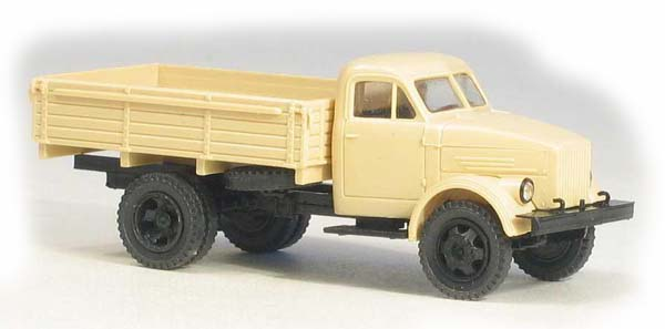 Miniaturmodelle GAZ-51 open side civil , 033243
