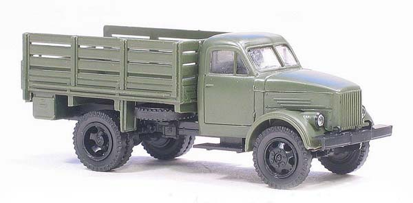 Miniaturmodelle GAZ-51N open side military , 033260