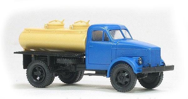 Miniaturmodelle GАZ-51 АCTP-1,8 milk tank , 036276