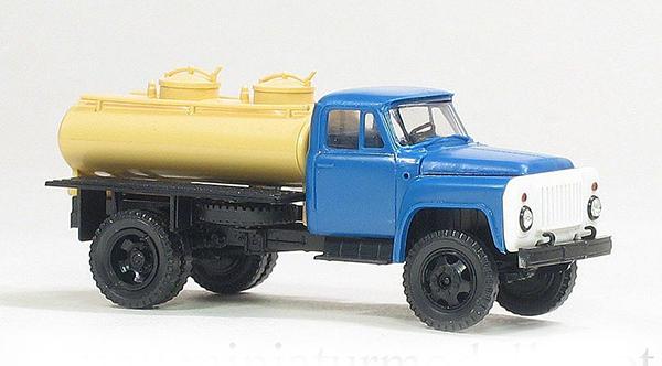 Miniaturmodelle GАZ-52 АCTP-1,8 milk tank , 036356
