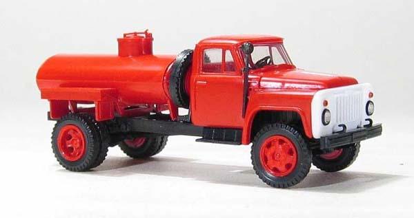 Miniaturmodelle GАZ-52-01 АТZ-2,2 tank red  , 036395
