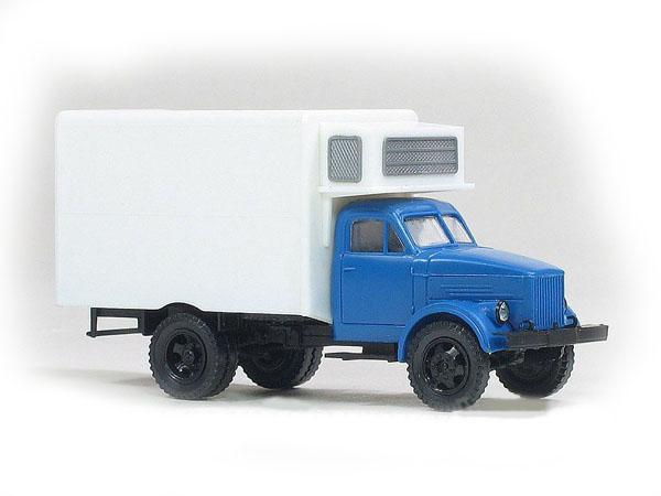 Miniaturmodelle GAZ-51 Refrigerated 1ACH  , 037206