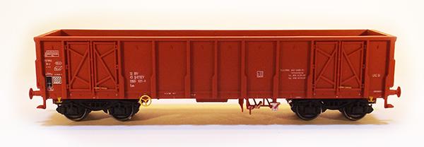 Albert Modell Open freight car Typ Eas , 596002