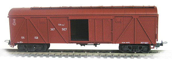 Konka Box car  64 t, 106 m3 Nr 387-5127 , 30262