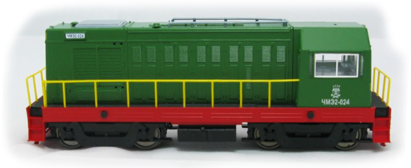 PMT Diesel ChME 2 SZhD , 30520