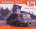 RTM Kallur KAMAZ-5511 , 87003