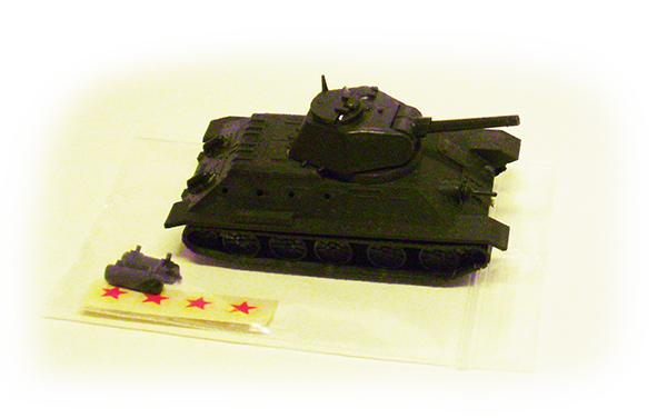 Roco-Minitanks T-34-76 , 53476