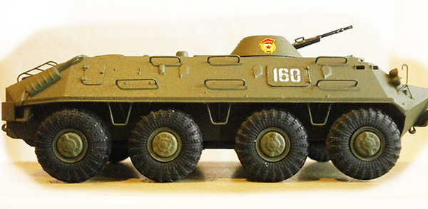 RTM Armored personnel carrier BTR-60 , 88001