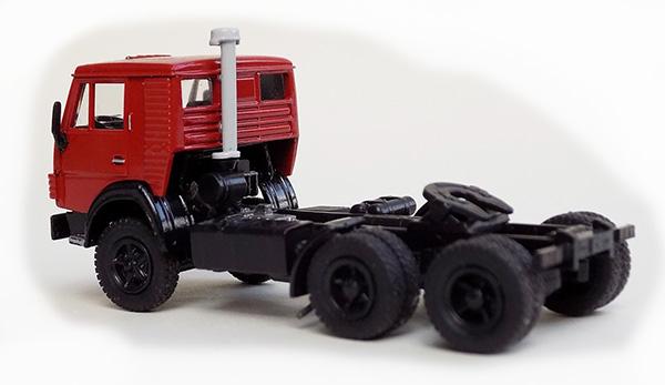 RTM Rigid tractor KAMAZ-55112 , 88004
