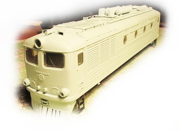 Voluznev Diesellokomotive TEP10 , 400010
