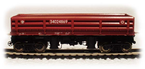 Modela Dump car Typ 31-656 , 87002 01