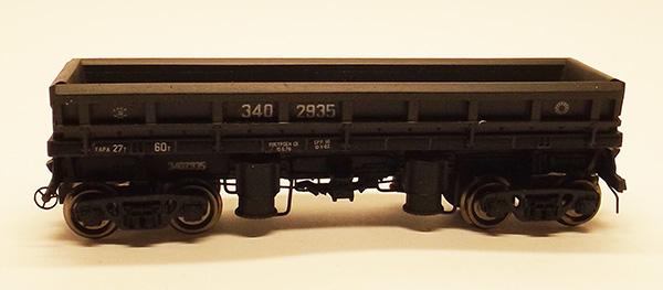 Modela Dump car Typ 31-638 , 87004-02