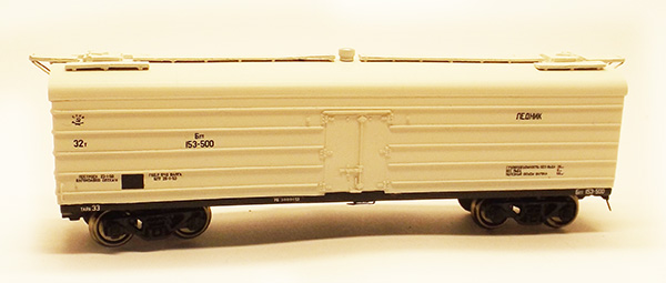 Modela Refrigerated car EK-4 SU , 87006-01c