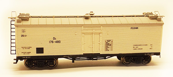 Modela Refrigerated car type Fenikss , 87019-21
