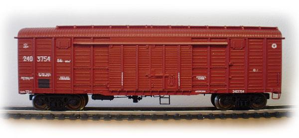 Modela Box Car  Typ 11-217 , 87020-02