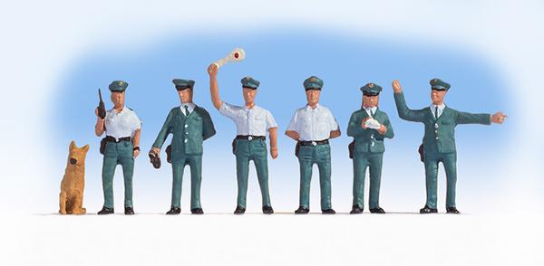 Noch Police Officers GDR , 45076