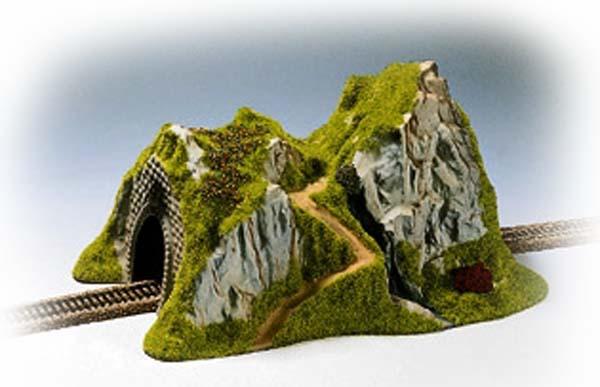 Noch Straight Tunnel, Single Track , 48670