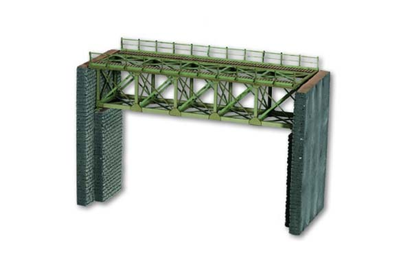 Noch Steel Bridge, Laser Cut , 67010