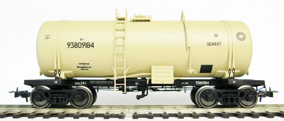 Onega Tank car 15-1405-02 'Cement'  , 1405-0201