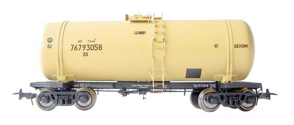 Onega Tank car 15-1443 'Gasoline'  , 1443-0001