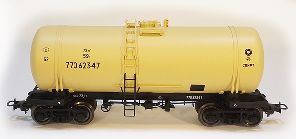 Onega Tank car 15-1454 'Alcohol'  , 1454-0001