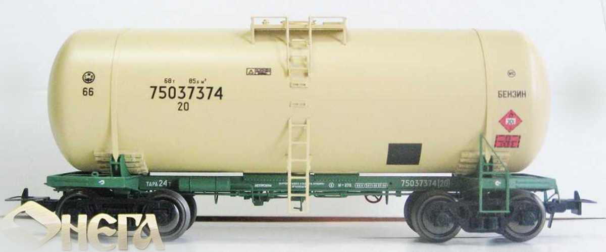Onega Tank car 15-1547 'Gasoline'  , 1547-0004