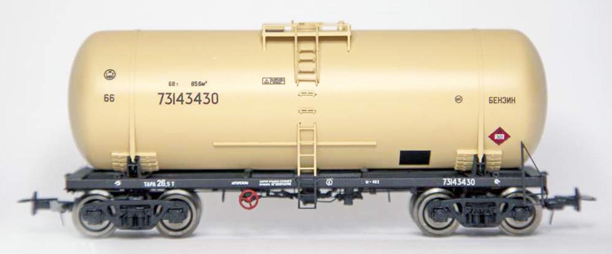 Onega Tank car 15-1547 'Gasoline'  , 1547-0202