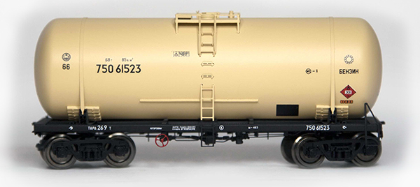 Onega Tank car 15-1547 'Gasoline'  , 1547-0203