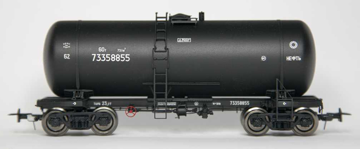 Onega Tank car 15-1566 'Oil'  , 1566-0006