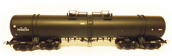 Onega Eight-axles tank car 15-871 'Oil'  , 871-0003